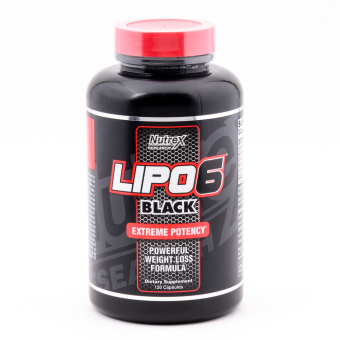 Nutrex Lipo6 Black for Men Capsules Bottle of 120 Price Philippines