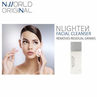 NWORLD - NLIGHTEN Facial Cleanser, Remove Residual Grimes 100ml - 2