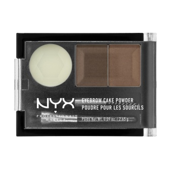 Nyx Professional Makeup ECP05 Eyebrow Cake Powder - Brunette