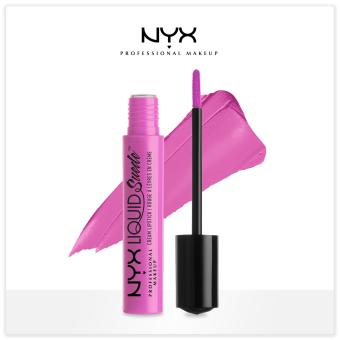 Nyx Professional Makeup LSCL13 Liquid Suede Cream Lipstick - Respect the Pink - 2