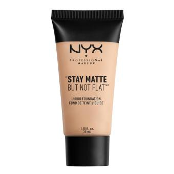 NYX Professional Makeup SMF01PT5 Stay Matte But Not Flat Liquid Foundation - Light Beige Price Philippines