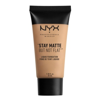 NYX Professional Makeup SMF06 Stay Matte But Not Flat Liquid Foundation - Medium Beige