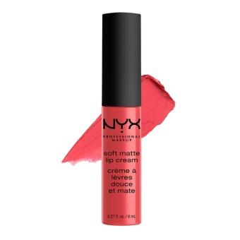 NYX Professional Makeup SMLC17 Soft Matte Lip Cream - Ibiza