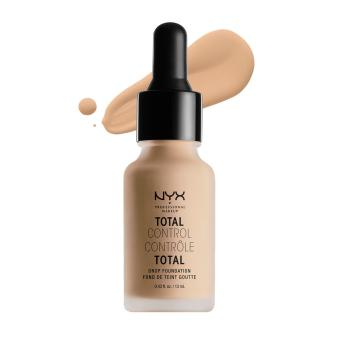 NYX Professional Makeup TCDF07 Total Control Drop Foundation - Natural