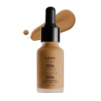 NYX Professional Makeup TCDF16 Total Control Drop Foundation - Mahogany