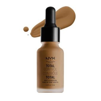 NYX Professional Makeup TCDF18 Total Control Drop Foundation - Deep Sable