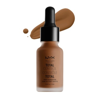 NYX Professional Makeup TCDF20 Total Control Drop Foundation - Deep Rich