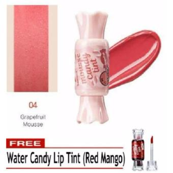 OEM Water Candy Tint Blush On and Cheek Tint Lipstick (Grapefruit)FREE Red Mango Water Candy tint