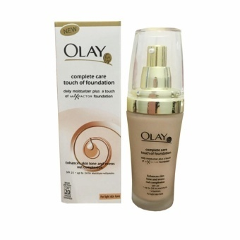 Olay Complete Care Touch of Foundation SPF 20