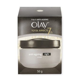 Olay Total Effects 7-in-One Anti-Ageing Night Cream 50g - 2