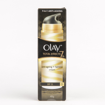Olay Total Effects Anti Ageing Fairness Cream SPF15 40g