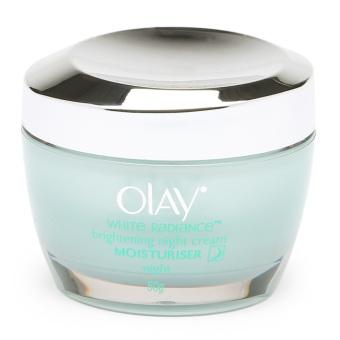 Olay White Radiance Brightening Night Cream 50g