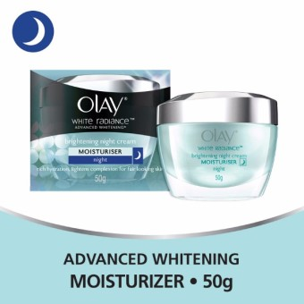 Olay White Radiance Intensive Night Cream 50g