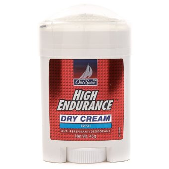OLD SPICE High Endurance Dry Cream 45g Price Philippines