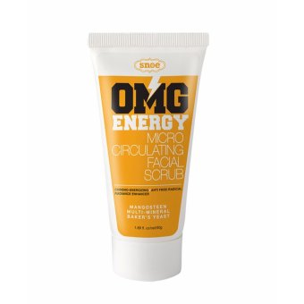 OMG ENERGY Micro Circulating Facial Scrub 50g Price Philippines