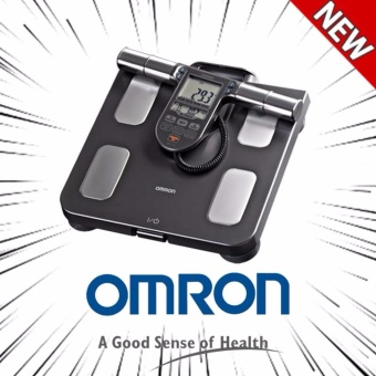 Omron Body Composition Monitor with Scale 7 Fitness Indicators & 90-Day Memory - intl