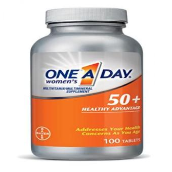 One A Day Women's 50+ Advantage 100 Count