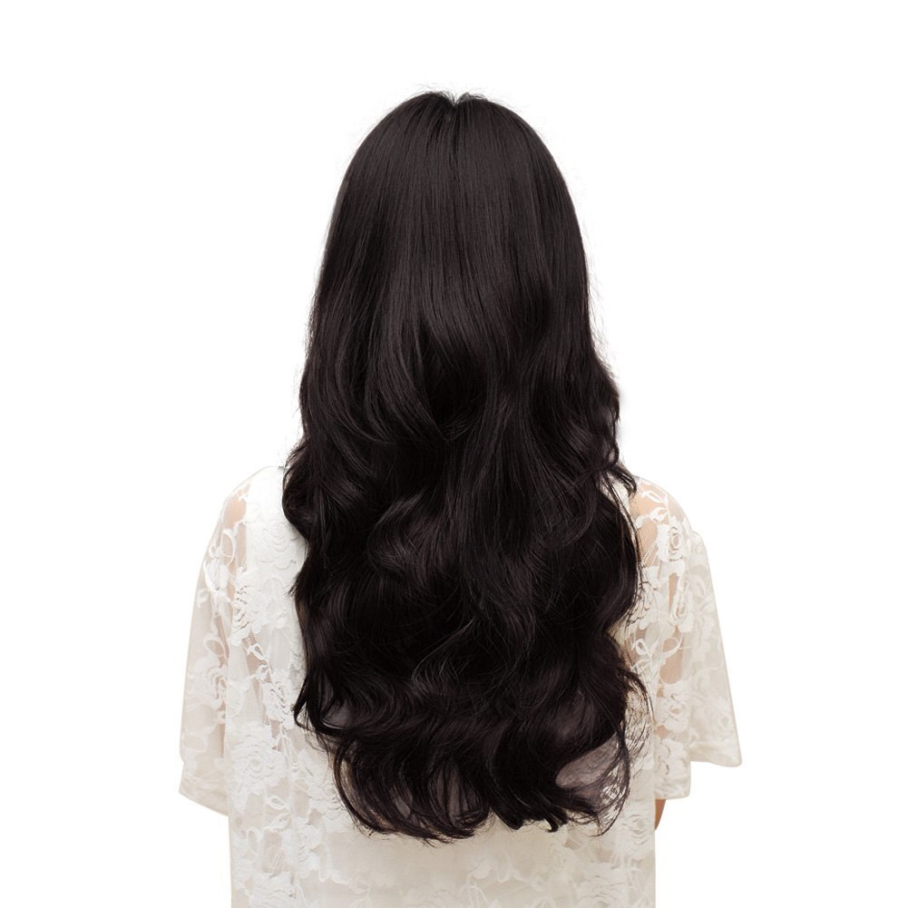 Philippines One Piece Clip 5 Clips In Synthetic Human Hair
