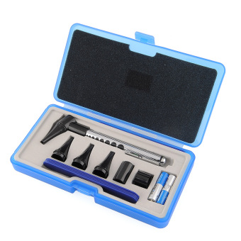 Ophthalmoscope Otoscope Stomatoscop Diagnostic Set for Ear Eye Mouth Health - 3