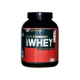 Optimum Nutrition Cookies and Cream 100% Gold Standard Whey 5lbs