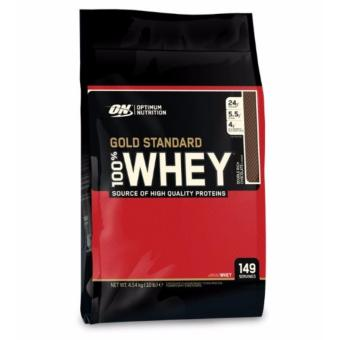 Optimum Nutrition Gold Standard 100% Whey 10lbs (Double RichChocolate) Price Philippines