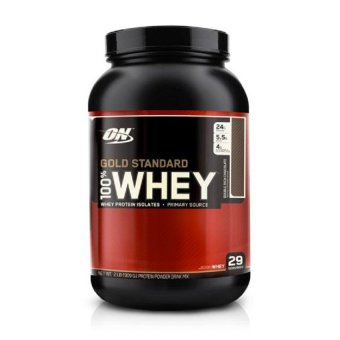Optimum Nutrition Gold Standard 100% Whey 2lbs(Double RichChocolate)