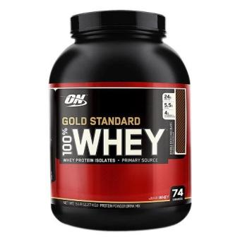 Optimum Nutrition Gold Standard 100% Whey 5lbs (Choco)