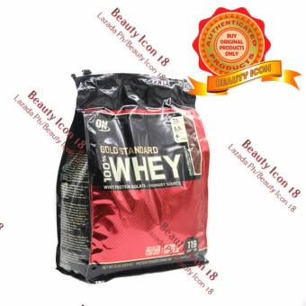Optimum Nutrition Gold Standard 100% Whey 8lb Chocolate