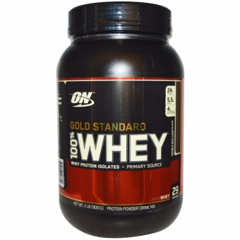 Optimum Nutrition Gold Standard 100% Whey Protein Vanilla Ice Cream2lbs