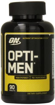 Optimum Nutrition Opti-Men Supplement Bottle of 90 Tablets Price Philippines