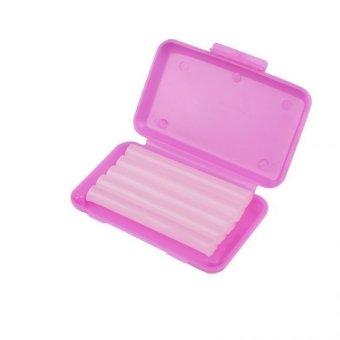 Orange scent 10 Packs Dental Orthodontics Ortho Wax For Braces gumirritation - 2