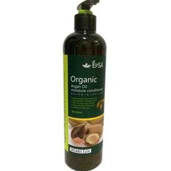 Organic Argan Oil Moisture Conditioner (EPSA)550ml Price Philippines
