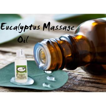Organic Beauty Lab Eucalyptus Massage Oil 50ml