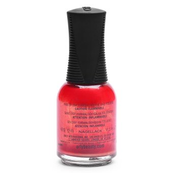 Orly Nail Polish 18ml (Cherry Bomb) - picture 2