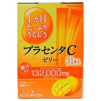 Otsuka Placenta C Jelly Mango Flavored 31 Sticks Price Philippines
