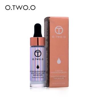 OTWOO Face Glow Illuminating Liquid Concealer Highlighter Make-upCream #4 - intl - 4