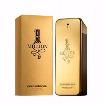 Paco Rabanne 1 Million Eau de Toilette for Men 100ml