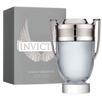 Paco Rabanne Invictus Eau de Toilette For Men 100ml