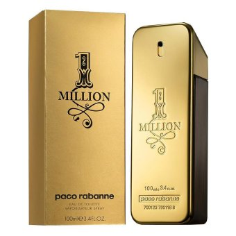 Paco Rabanne One Million Eau de Toilette for Men100ml
