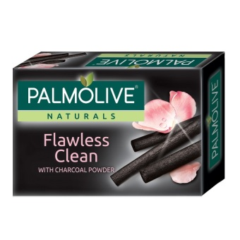 Palmolive Naturals Flawless Clean Beauty Bar Soap  (flawlessly glowing skin) 115g