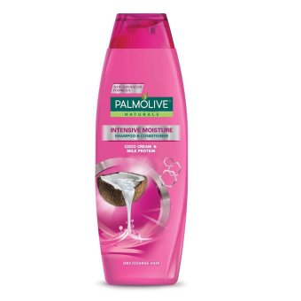 Palmolive Naturals Intensive Moisture Shampoo  (dry coarse hair) 180ml