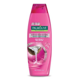 Palmolive Naturals Intensive Moisture Shampoo  (dry coarsehair) 400ml