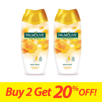 Palmolive Naturals Nourishing Delight Body Wash (soft skin) 200ml 200ml - Save up to 25%