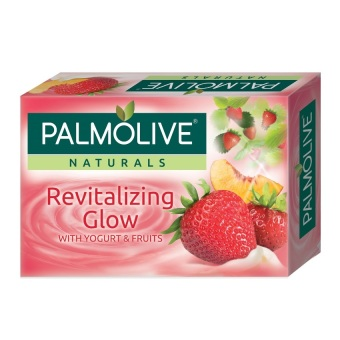 Palmolive Naturals Revitalizing Glow Beauty Bar Soap (glowing skin) 115g