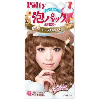 Palty Bubble Hair Color Caramel Sauce Buy 1 take 1