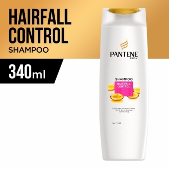Pantene Hair Fall Control Shampoo 340ml