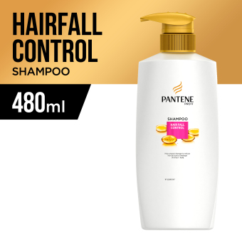 Pantene Hair Fall Control Shampoo 480ml