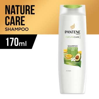 Pantene Nature Care Fullness & Life Shampoo 170ml Price Philippines