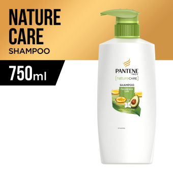 Pantene Nature Care Fullness & Life Shampoo 750ml Price Philippines