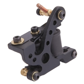 Panther XHJ006A 10-Coil Liner Tattoo Machine Black - intl - 3